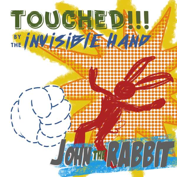 cover of Touched!!! By The Invisible Hand